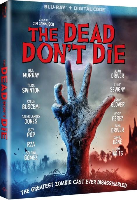 'The Dead Don't Die'; Arrives On Digital September 3 & On Blu-ray & DVD September 10, 2019 From Universal 5