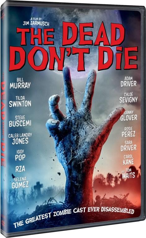 'The Dead Don't Die'; Arrives On Digital September 3 & On Blu-ray & DVD September 10, 2019 From Universal 8