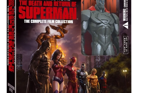 'The Death And Return Of Superman'; The Complete Film Collection Arrives On 4K Ultra HD & Blu-ray October 1, 2019 From DC & Warner Bros 21