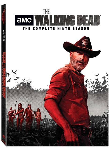 'The Walking Dead: The Complete Ninth Season'; Arrives On Blu-ray & DVD August 20, 2019 From Lionsgate 5