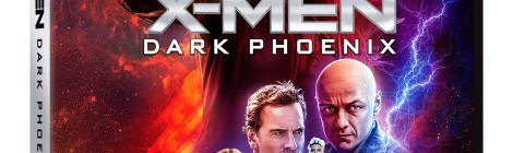 'X-Men: Dark Phoenix'; Arrives On Digital September 3 & On 4K Ultra HD, Blu-ray & DVD September 17, 2019 From Marvel & Fox 17