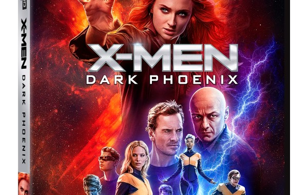 'X-Men: Dark Phoenix'; Arrives On Digital September 3 & On 4K Ultra HD, Blu-ray & DVD September 17, 2019 From Marvel & Fox 24