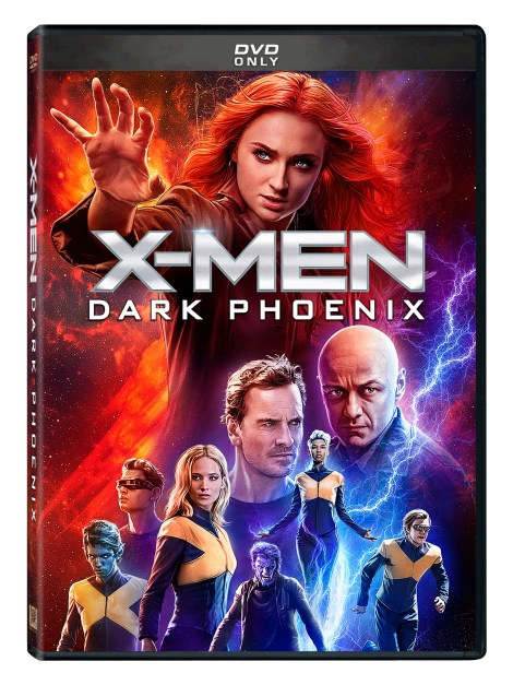 'X-Men: Dark Phoenix'; Arrives On Digital September 3 & On 4K Ultra HD, Blu-ray & DVD September 17, 2019 From Marvel & Fox 6