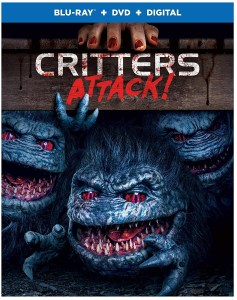 [Blu-Ray Review] 'Critters Attack!': Now Available On Blu-ray, DVD & Digital From Warner Bros 1