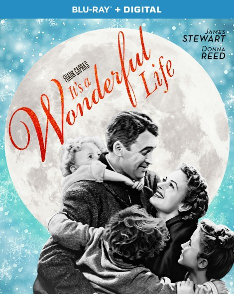 'It's A Wonderful Life'; The Classic Film Debuts On 4K Ultra HD October 29, 2019 From Paramount 4