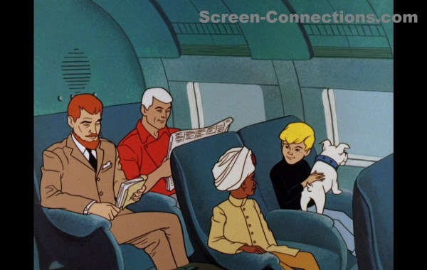 [Blu-Ray Review] Jonny Quest: The Complete Original Series: Now Available On Blu-ray From Warner Archive Collection 1