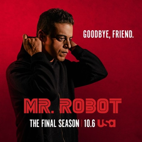 USA Unveils The Official Trailer & Premiere Date For The Final Season Of 'Mr. Robot' 2