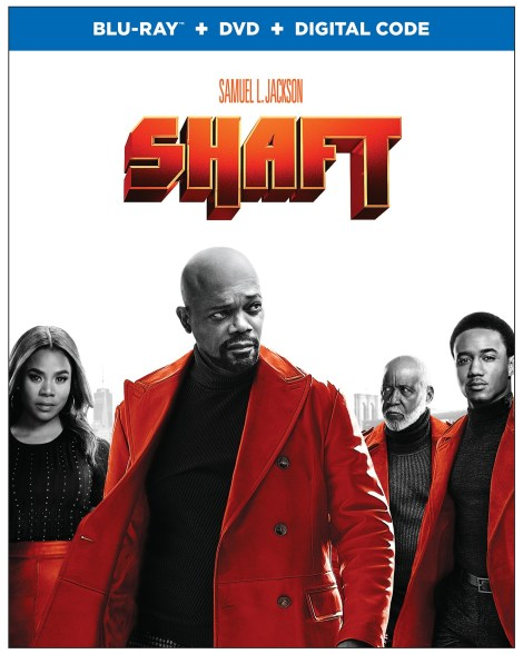 Shaft; The New Film Arrives On Digital September 10 & On Blu-ray & DVD September 24, 2019 From Warner Bros 4