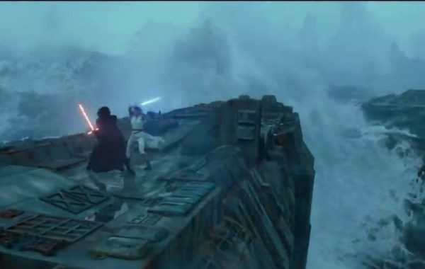 New Footage Arrives In The 'Star Wars: The Rise Of Skywalker' D23 Special Look 15