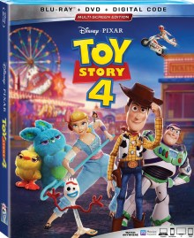 [Blu-Ray Review] Toy Story 4: Now Available On 4K Ultra HD, Blu-ray, DVD & Digital From Disney – Pixar 1