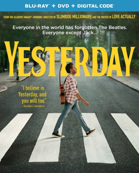 Yesterday; The New Film From Danny Boyle Arrives On Digital September 10 & On 4K Ultra HD, Blu-ray & DVD September 24, 2019 From Universal 7