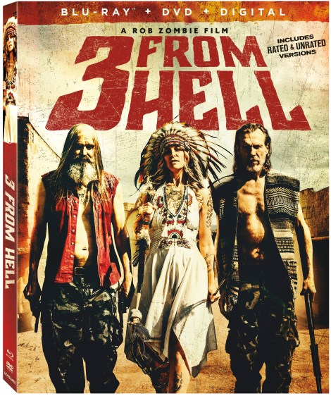 Rob Zombie's '3 From Hell'; Arrives On 4K Ultra HD, Blu-ray, DVD & Digital October 15, 2019 From Lionsgate 15
