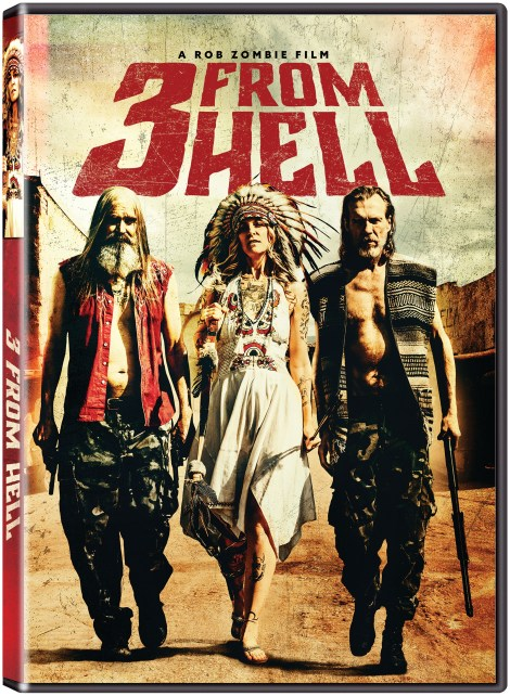 Rob Zombie's '3 From Hell'; Arrives On 4K Ultra HD, Blu-ray, DVD & Digital October 15, 2019 From Lionsgate 16