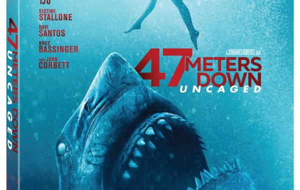 47 Meters Down: Uncaged; Arrives On Digital October 29 & On Blu-ray & DVD November 12, 2019 From Lionsgate 13