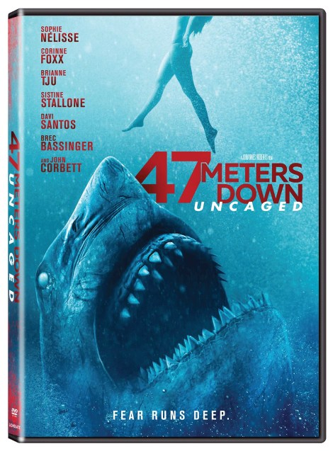 47 Meters Down: Uncaged; Arrives On Digital October 29 & On Blu-ray & DVD November 12, 2019 From Lionsgate 5