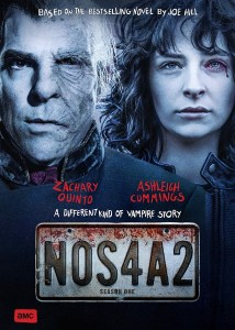 NOS4A2: Season 1; Arrives On Blu-ray & DVD October 22, 2019 From RLJ Entertainment 1