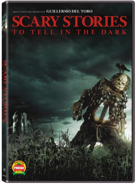 Scary Stories To Tell In The Dark; Arrives On Digital October 22 & On 4K Ultra HD, Blu-ray & DVD November 5, 2019 From Lionsgate 7