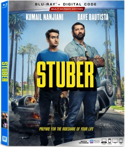 Stuber; The Comedy Arrives On Digital October 1 & On 4K Ultra HD, Blu-ray & DVD October 15, 2019 From Fox 1