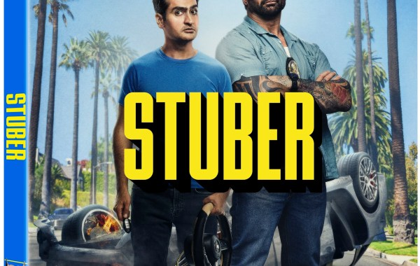 Stuber; The Comedy Arrives On Digital October 1 & On 4K Ultra HD, Blu-ray & DVD October 15, 2019 From Fox 4