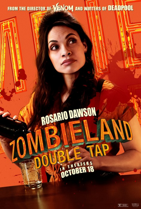 Meet Your Zombie Killers In 8 New 'Zombieland: Double Tap' Character Posters 7