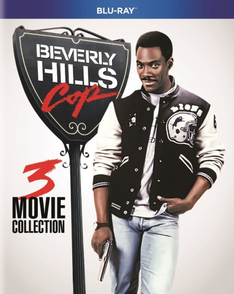 Beverly Hills Cop: 3-Movie Collection; The Newly Remastered Collection Arrives On Digital 4K Ultra HD December 17 & On Blu-ray January 14, 2020 From Paramount 3