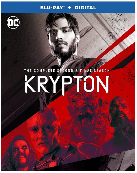 Krypton: The Complete Second & Final Season; Arrives On Blu-ray & DVD January 14, 2020 From DC & Warner Bros 3