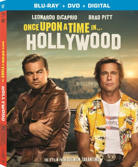 Quentin Tarantino's 'Once Upon A Time In Hollywood'; Arrives On Digital November 26 & On 4K Ultra HD, Blu-ray & DVD December 10, 2019 From Sony 7