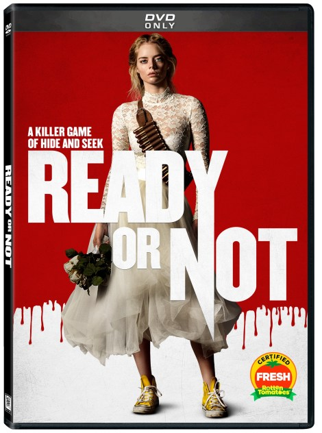 Ready Or Not; Arrives On Digital November 26 & On Blu-ray & DVD December 3, 2019 From Fox 4