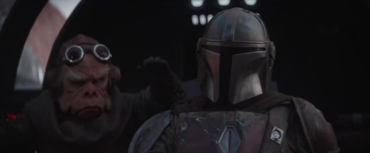 The Second Official Trailer For The Disney Plus Star Wars Series 'The Mandalorian' Is Here 26