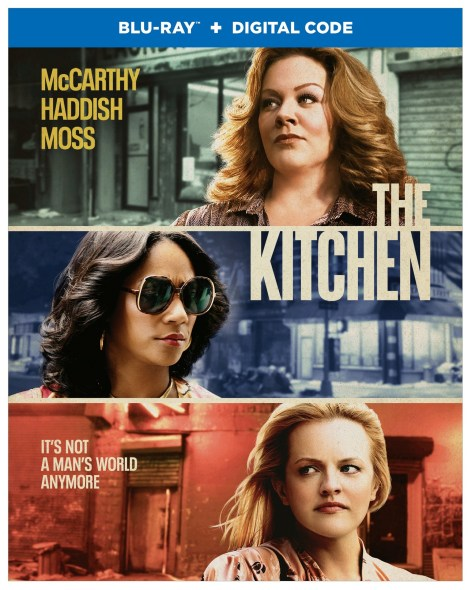 The Kitchen; Arrives On Digital October 22 & On Blu-ray & DVD November 5, 2019 From Warner Bros 1