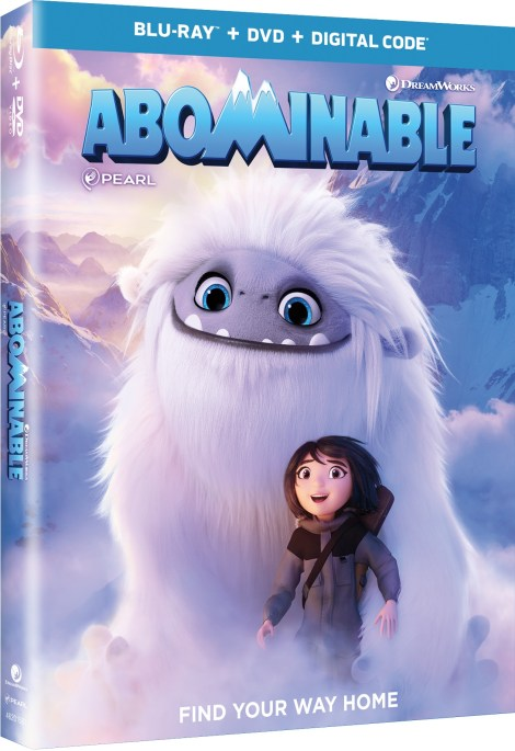 Abominable; The Animated Film Arrives On Digital December 3 & On 4K Ultra HD, Blu-ray & DVD December 17, 2019 From Universal 5