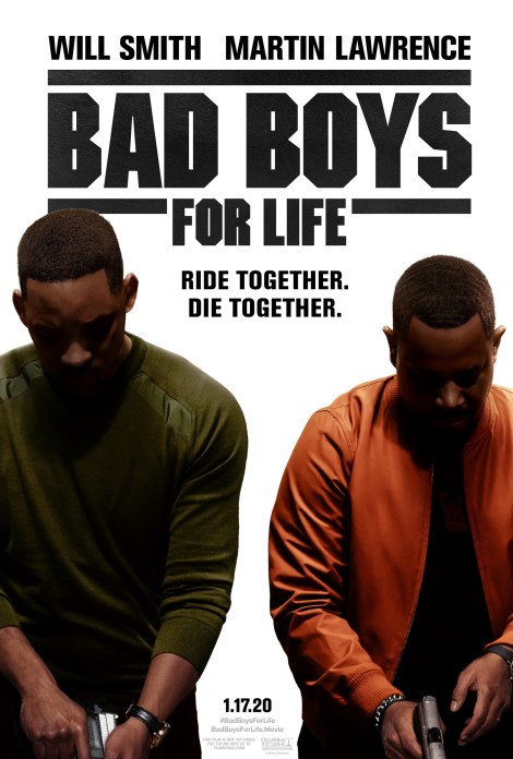 The Boys Are Back In The New 'Bad Boys For Life' Poster 3