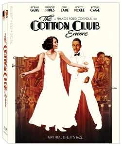 Francis Ford Coppola's 'The Cotton Club Encore' 35th Anniversary Edition; Arrives On Blu-ray, DVD & Digital December 10, 2019 From Lionsgate 1