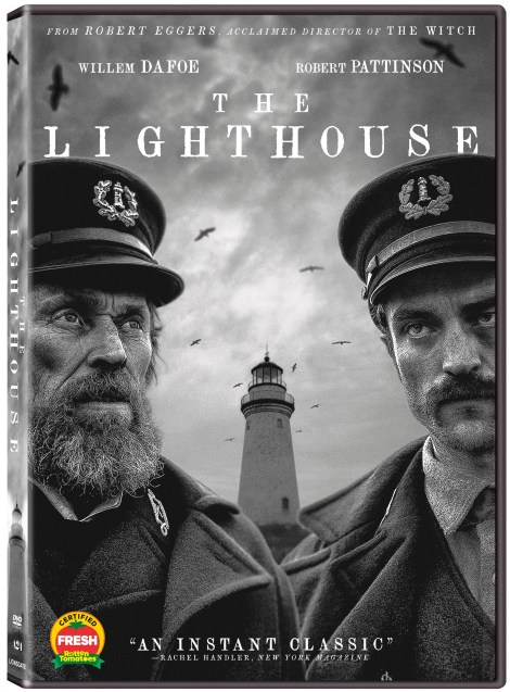 The Lighthouse; Arrives On Digital December 20, 2019 & On Blu-ray & DVD January 7, 2020 From A24 & Lionsgate 5