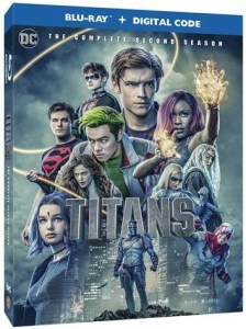 Titans: The Complete Second Season; Arrives On Blu-ray, DVD & Digital March 3, 2020 From DC & Warner Bros 1
