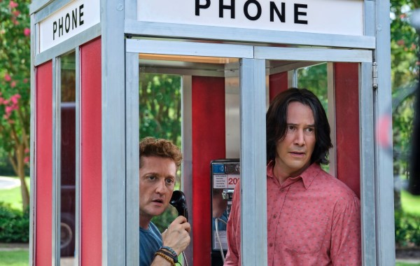 The Epic Duo Returns In The First Images & Synopsis/Credits For 'Bill & Ted Face The Music' 2