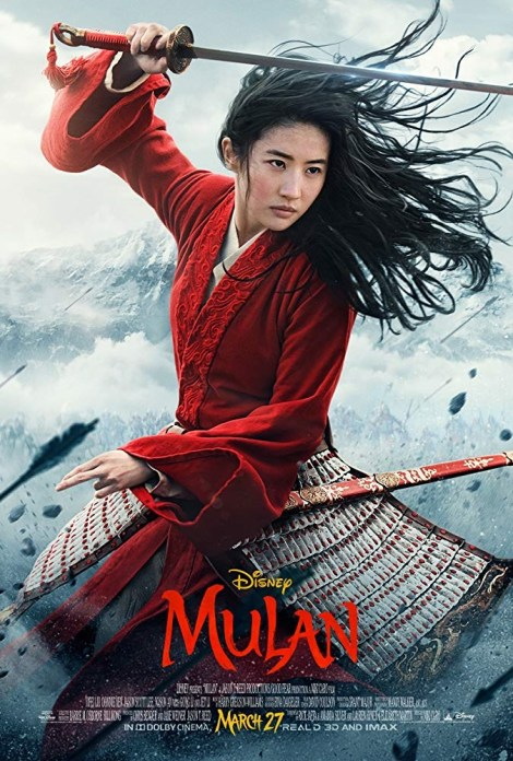 The New Trailer & Poster For Disney's Live-Action 'Mulan' Are Here 2