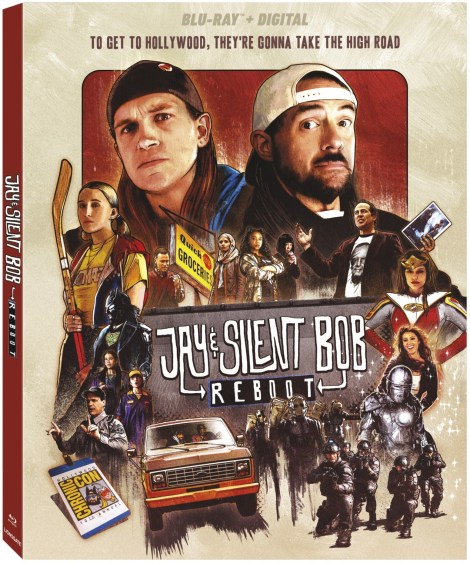 Jay And Silent Bob Reboot; Arrives On Blu-ray, DVD & Digital January 21, 2020 From Lionsgate 4