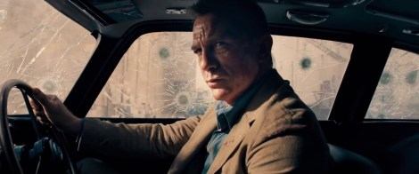 Bond Is Back In The First 'No Time To Die' Trailer & 6 Character Posters 1