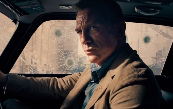 Bond Is Back In The First 'No Time To Die' Trailer & 6 Character Posters 12