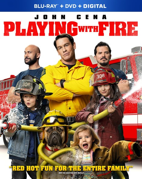 Playing With Fire; The Family Comedy Arrives On Digital January 21 & On Blu-ray & DVD February 4, 2020 From Paramount 3