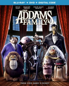 [Blu-Ray Review] The Addams Family (2019); Now Available On Blu-ray, DVD & Digital From MGM & Universal 1