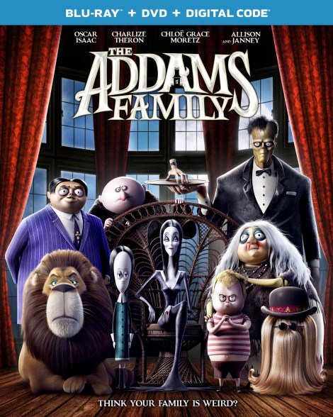 The Addams Family; The New Animated Film Arrives On Digital December 24, 2019 & On Blu-ray & DVD January 21, 2020 From MGM & Universal 4