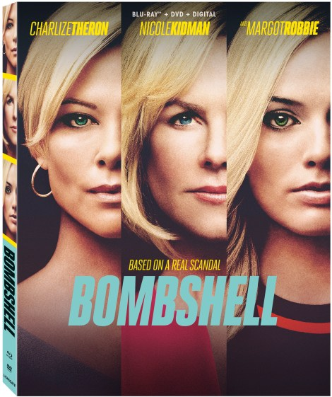 Bombshell; Arrives On Digital February 25 & On Blu-ray & DVD March 10, 2020 From Lionsgate 4