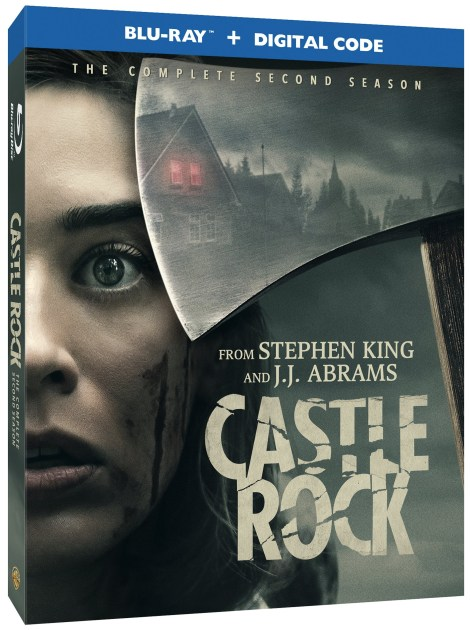 Castle Rock: The Complete Second Season; Arrives On Digital January 21 & On Blu-ray & DVD May 19, 2020 From Warner Bros 3