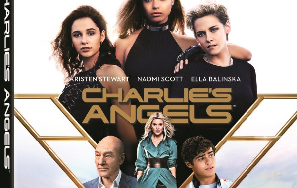 Charlie's Angels; The Elizabeth Banks Directed Reboot Arrives On Digital February 18 & On 4K Ultra HD, Blu-ray & DVD March 10, 2020 From Sony 1