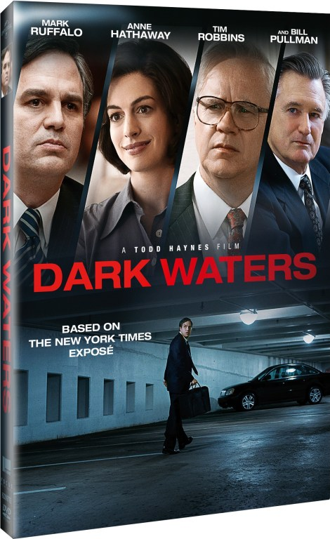 Dark Waters; Arrives On Digital February 18 & On Blu-ray & DVD March 3, 2020 From Universal 5