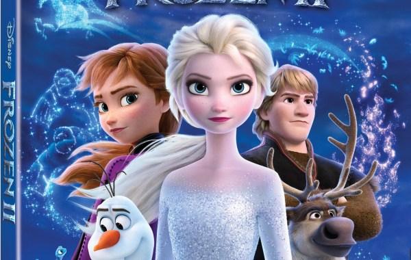 Disney's 'Frozen 2'; Arrives On Digital February 11 & On 4K Ultra HD, Blu-ray & DVD February 25, 2020 From Disney 5