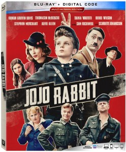 [Blu-Ray Review] Jojo Rabbit; Available On 4K Ultra HD, Blu-ray & DVD February 18, 2020 From Fox 1