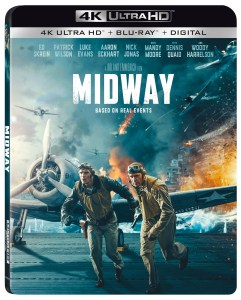 Midway; Arrives On Digital February 4 & On 4K Ultra HD, Blu-ray & DVD February 18, 2020 From Lionsgate 1